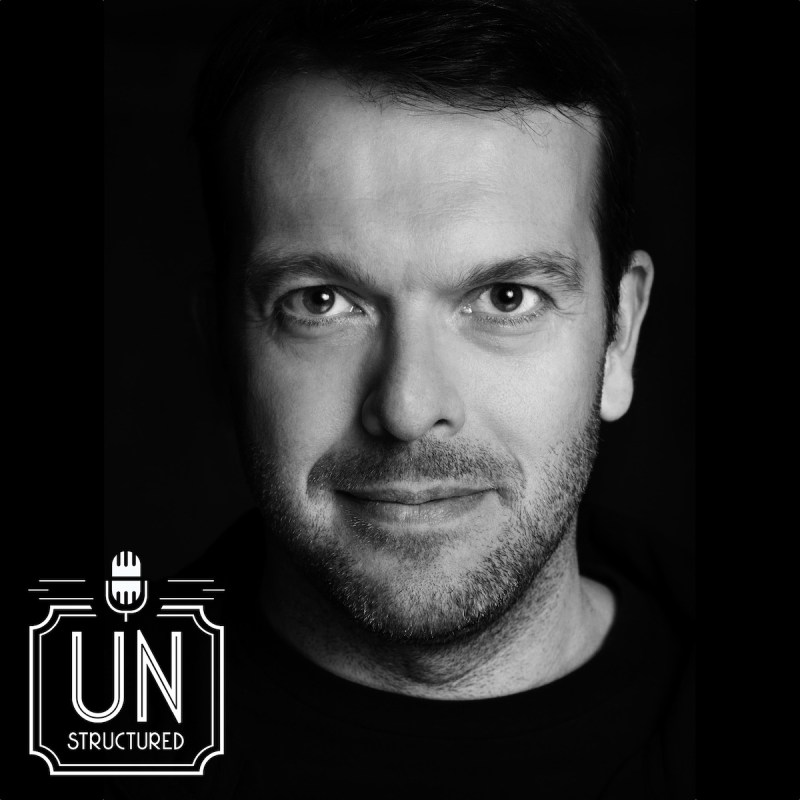 109 - Lars Deutsch UnstructuredPod Unstructured interviews - Dynamic Informal Conversations with unique wide-ranging and well-researched interviews hosted by Eric Hunley