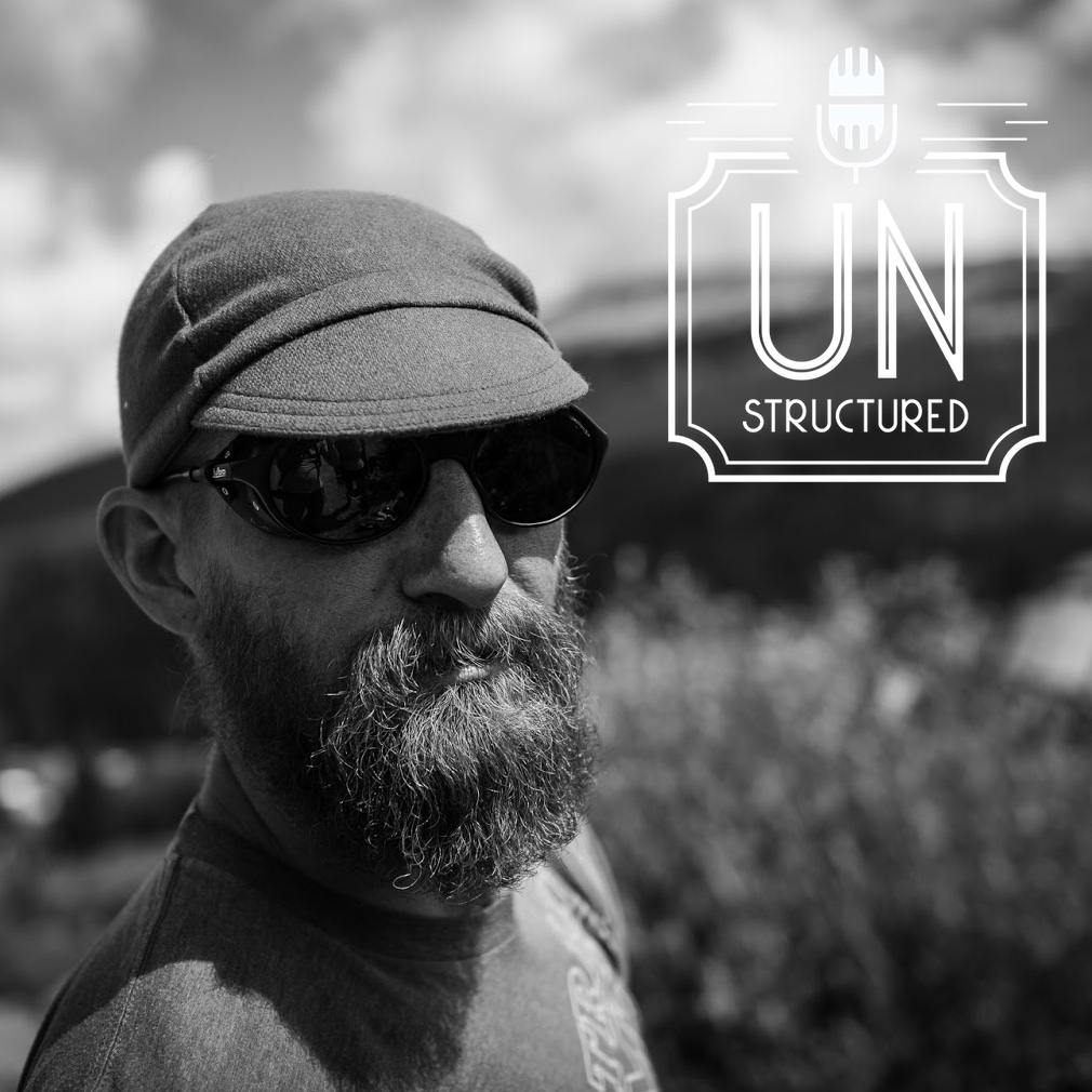 """002 - Tim """"Lucho"""" Waggoner - Unique wide-ranging and well-researched unstructured interviews hosted by Eric Hunley UnstructuredPod Dynamic Informal Conversations"""