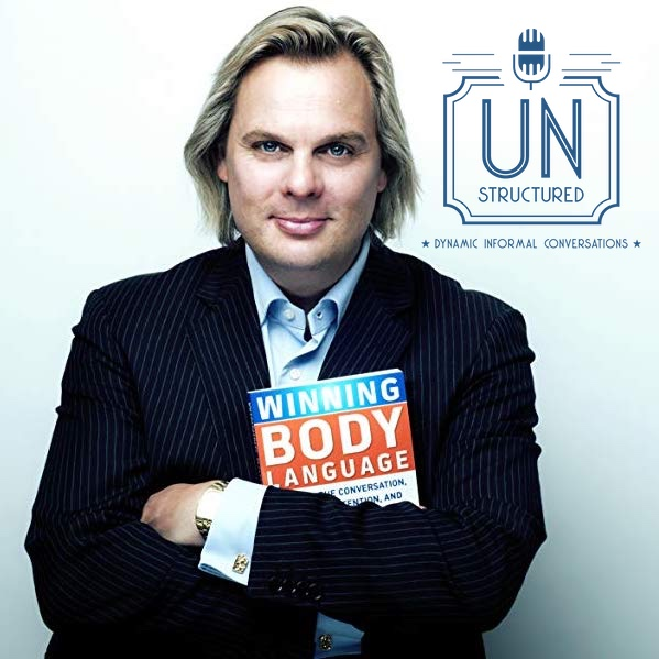 106 - Mark Bowden UnstructuredPod Unstructured interviews - Dynamic Informal Conversations with unique wide-ranging and well-researched interviews hosted by Eric Hunley