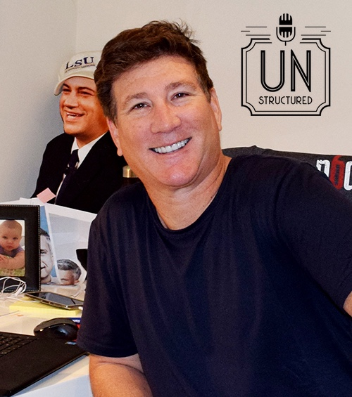 064 - Mike August UnstructuredPod Unstructured interviews - Dynamic Informal Conversations with unique wide-ranging and well-researched interviews hosted by Eric Hunley