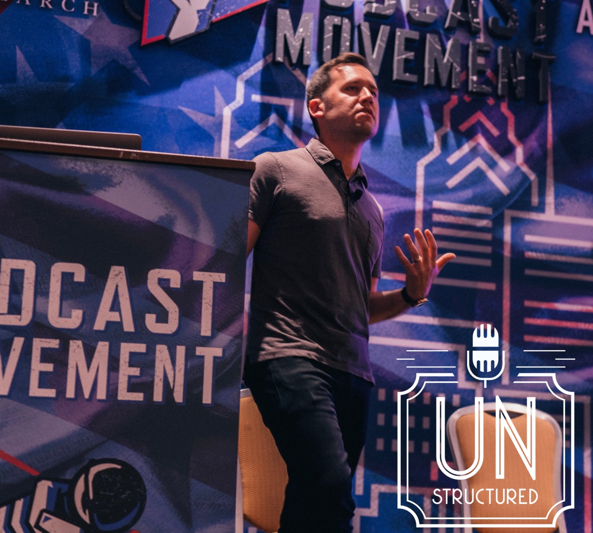 043 - Mike Mignano - Unique wide-ranging and well-researched unstructured interviews hosted by Eric Hunley UnstructuredPod Dynamic Informal Conversations