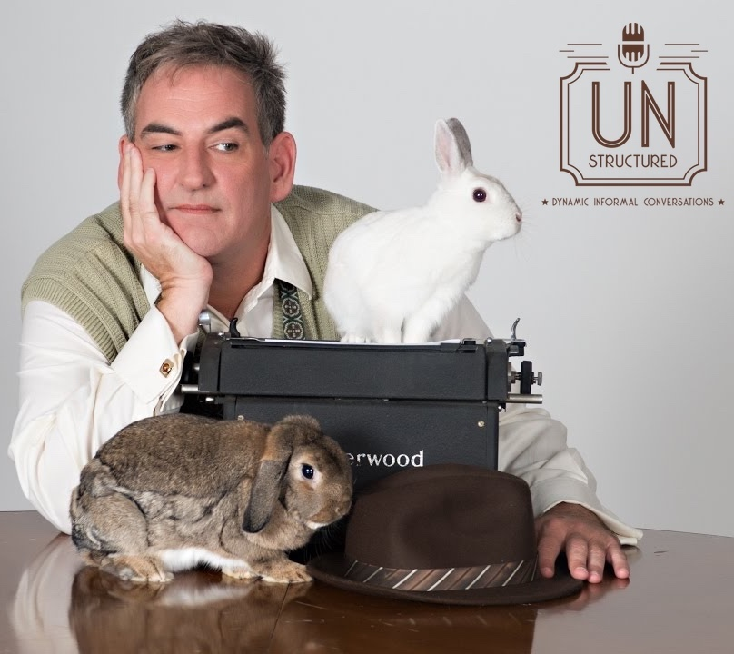 071 - Randall Kenneth JonesUnstructuredPod Unstructured interviews - Dynamic Informal Conversations with unique wide-ranging and well-researched interviews hosted by Eric Hunley