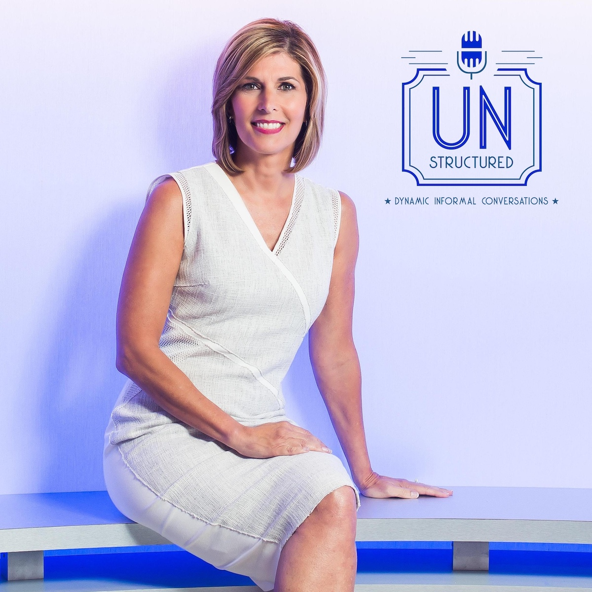 117 - Sharyl Attkisson UnstructuredPod Unstructured interviews - Dynamic Informal Conversations with unique wide-ranging and well-researched interviews hosted by Eric Hunley