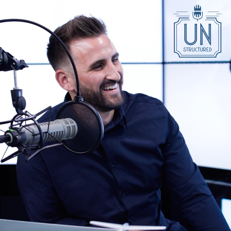 067 - Travis Chappell - Unique wide-ranging and well-researched unstructured interviews hosted by Eric Hunley UnstructuredPod Dynamic Informal Conversations