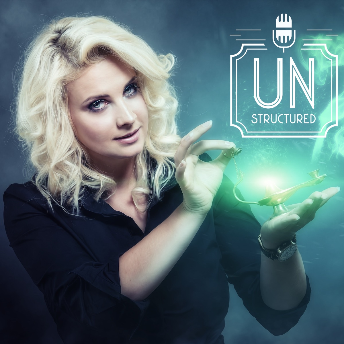 039 - Victoria Mavis UnstructuredPod Unstructured interviews - Dynamic Informal Conversations with unique wide-ranging and well-researched interviews hosted by Eric Hunley