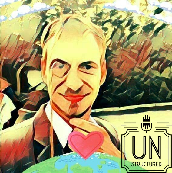 021 - Ladan Jiracek UnstructuredPod Unstructured interviews - Dynamic Informal Conversations with unique wide-ranging and well-researched interviews hosted by Eric Hunley