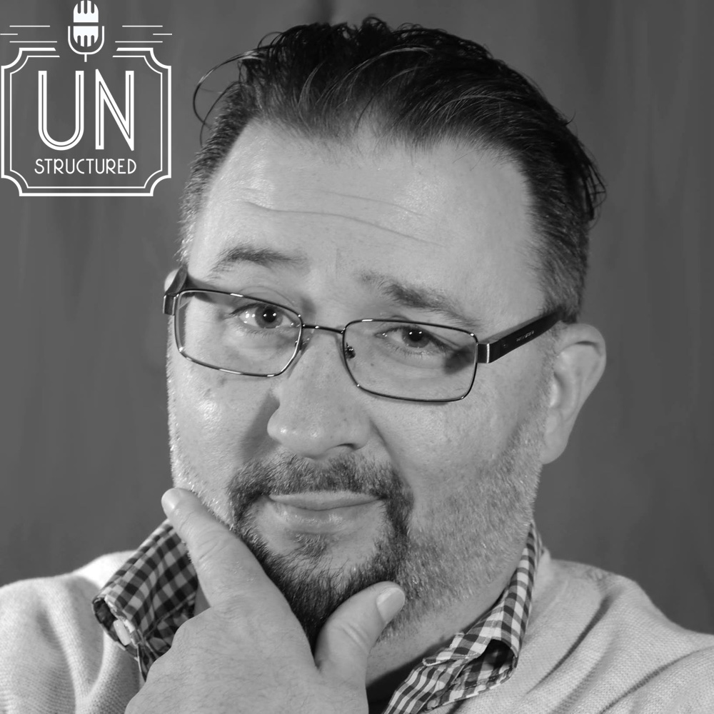 022 - Larry Roberts - Unique wide-ranging and well-researched unstructured interviews hosted by Eric Hunley UnstructuredPod Dynamic Informal Conversations