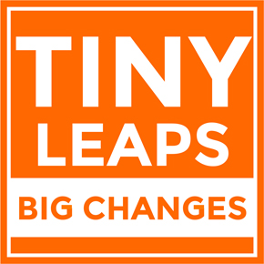 Eric Hunley's appearances on Tiny Leaps, Big Changes Podcast