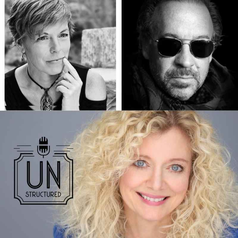 151 - Christine Lang - Unique wide-ranging and well-researched unstructured interviews hosted by Eric Hunley UnstructuredPod Dynamic Informal Conversations