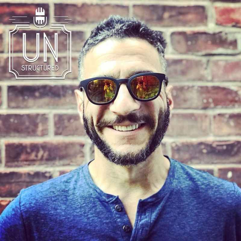155 - David Freiheit - Unique wide-ranging and well-researched unstructured interviews hosted by Eric Hunley UnstructuredPod Dynamic Informal Conversations