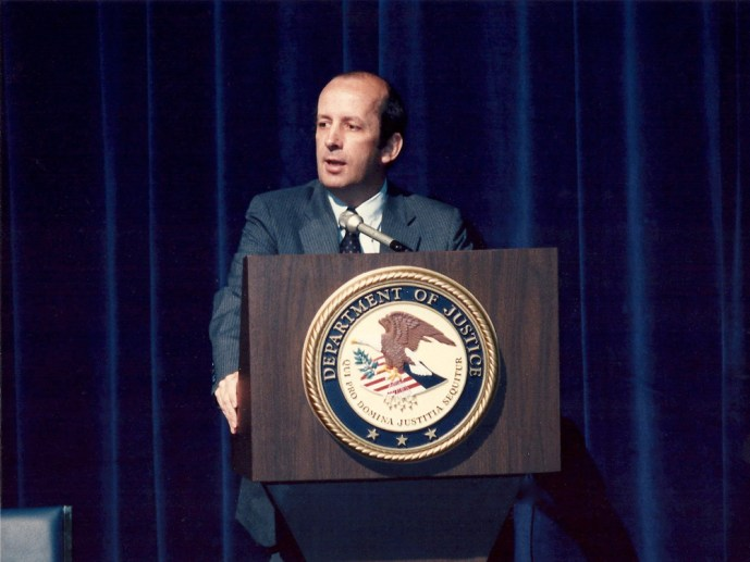 Kenneth Lanning Presentation Before Attorney General Commission, 1985