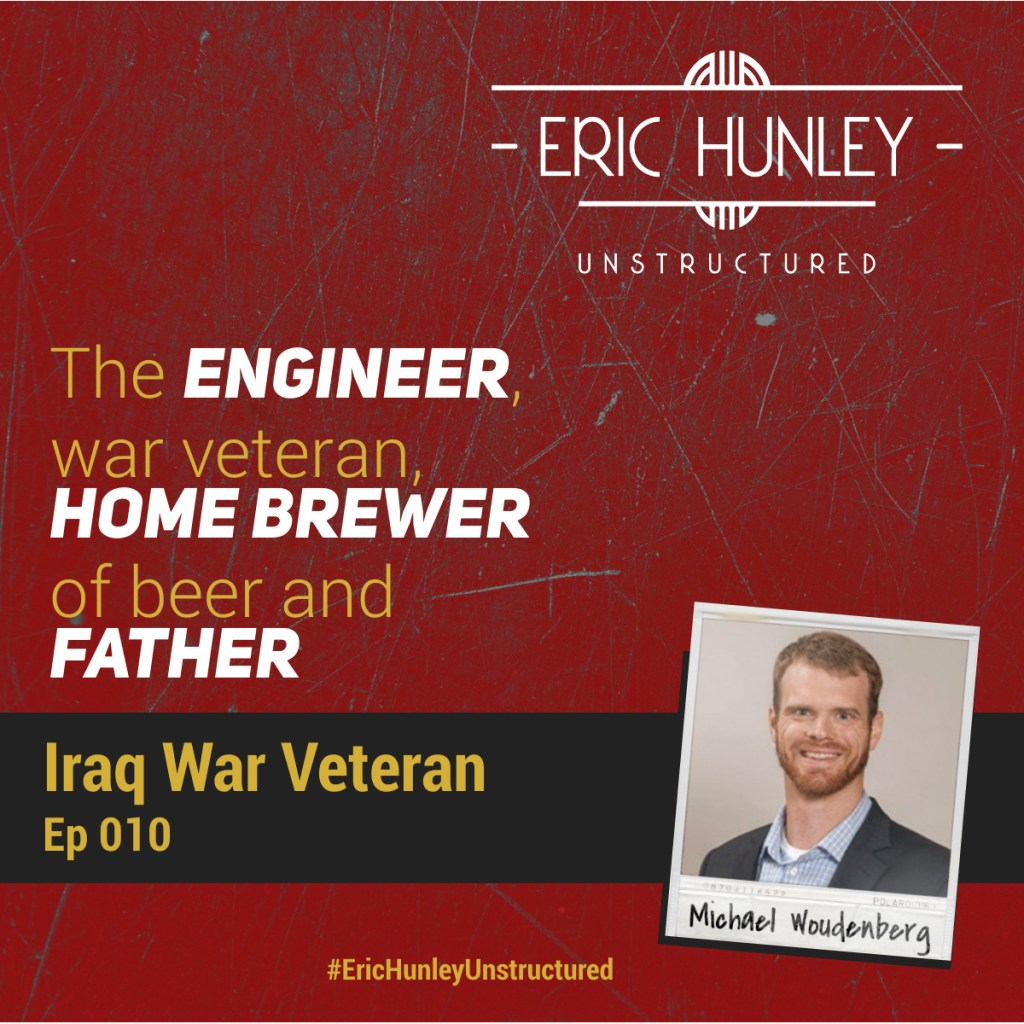 Eric Hunley Unstructured Podcast - 010 Michael Woudenberg Square Post