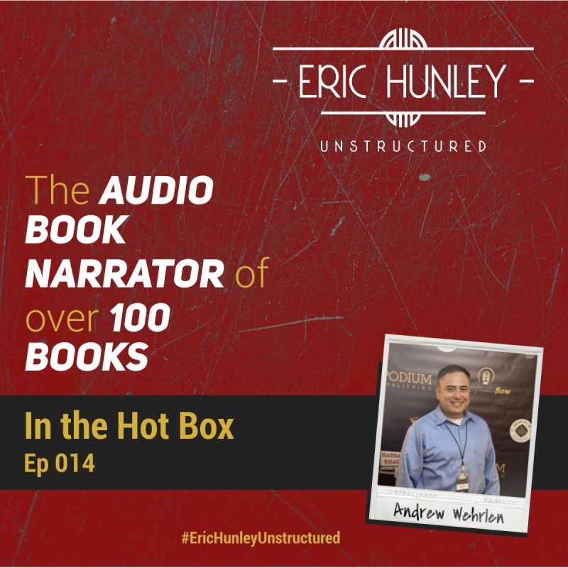 Eric Hunley Unstructured Podcast - 014 Andrew Wehrlen Square Post