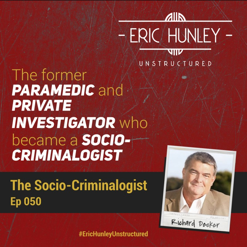 Eric Hunley Unstructured Podcast - 050 Richard Decker Square Post