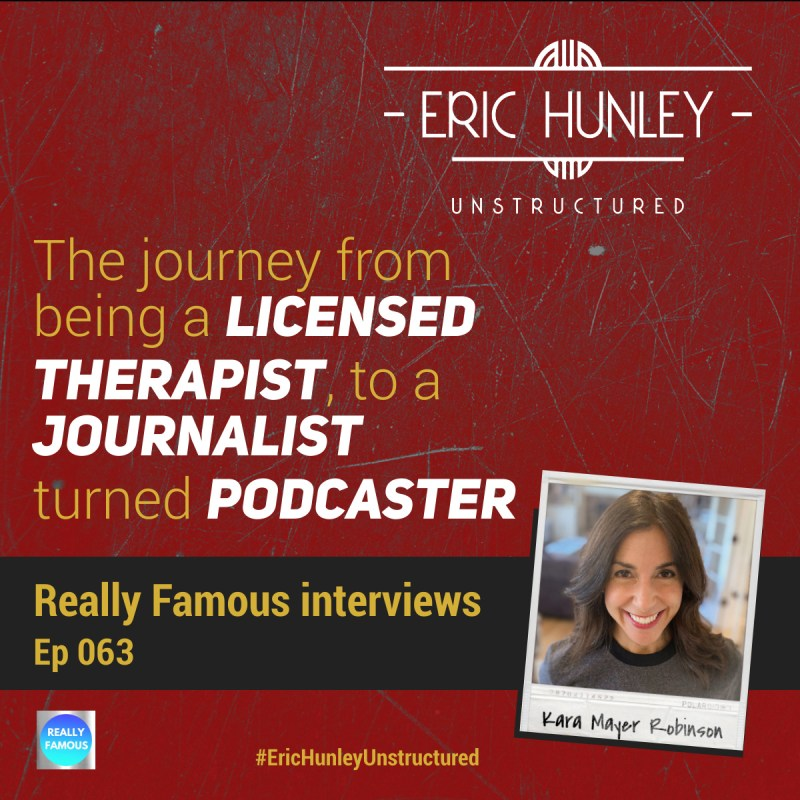 Eric Hunley Unstructured Podcast - 063 Kara Mayer Robinson Square Post
