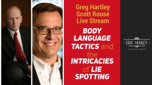 Eric Hunley Unstructured Live Stream Interviews - Greg Hartley and Scott Rouse YouTube Thumbnail