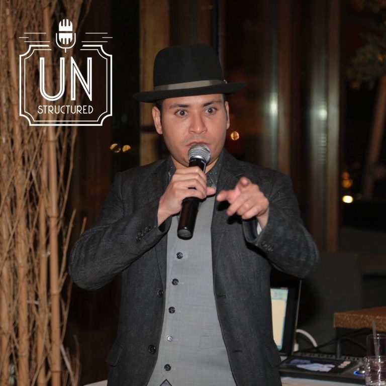 141 Chester Santos UnstructuredPod Unstructured interviews - Dynamic Informal Conversations with unique wide-ranging and well-researched interviews hosted by Eric Hunley