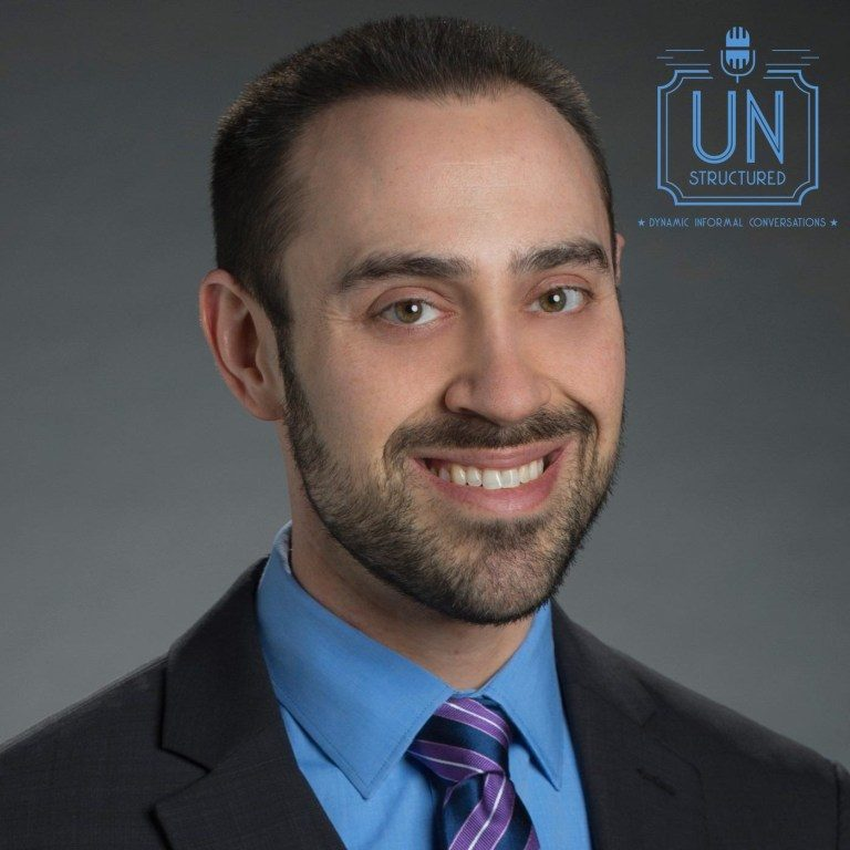127 - Jason Linett UnstructuredPod Unstructured interviews - Dynamic Informal Conversations with unique wide-ranging and well-researched interviews hosted by Eric Hunley