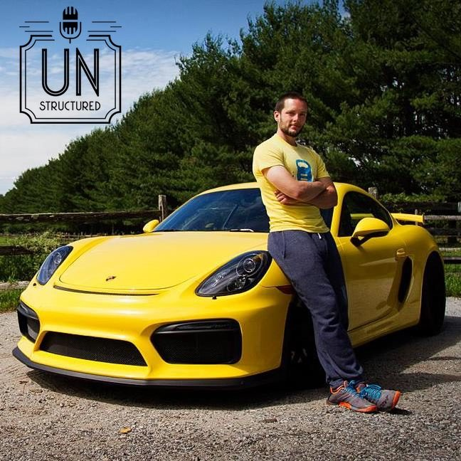 092 - Pat Flynn - Unique wide-ranging and well-researched unstructured interviews hosted by Eric Hunley UnstructuredPod Dynamic Informal Conversations
