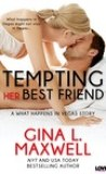 Tempting Her Best Friend by Gina L. Maxwell