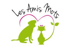 les amis mots - logo - clermont - limoges - fanny villa - creation