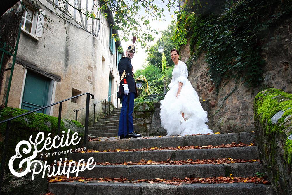 Interview Cecile et Philippe