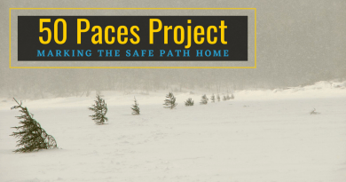 The 50 Paces Project