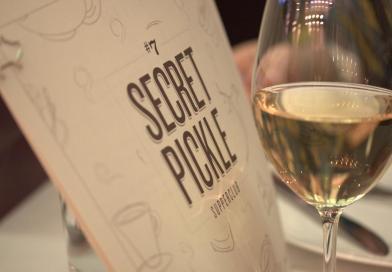 Secret Pickle Supper Club