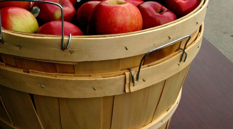 Food Share Apple Bushel