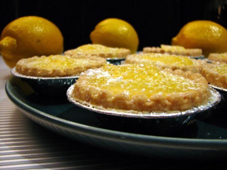Lex's Luscious Lemon Tarts Recipe