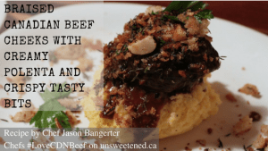 Jason Bangerter's Braised Beef Cheeks