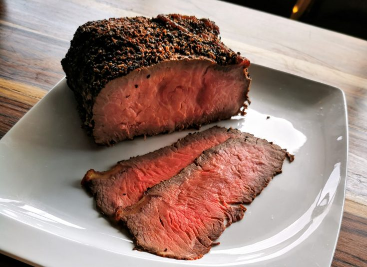 Lex's Mostly Traditional Roast Beef Recipe