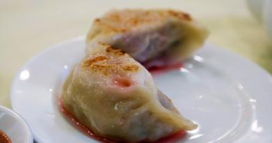 dumpling of contention