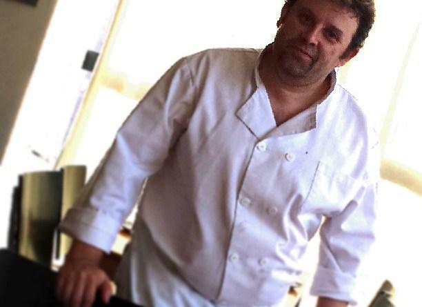 Chef Matt Kantor at Baro