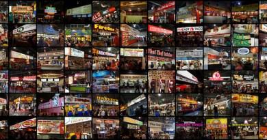 CNE Food Building Food Vendors