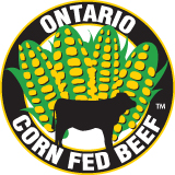 Ontario Corn Fed Beef Logo