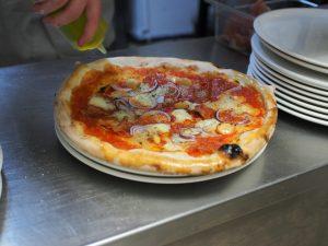 Rustico Pizza Vino PIzza - LetsGoMaple