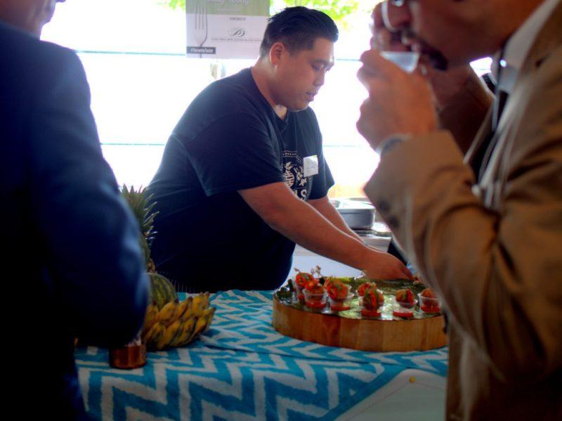 Chef Craig Wong of Patios