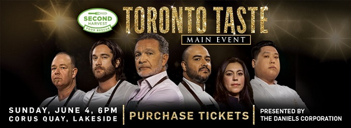 Toronto Taste 2017 - Who's Participating