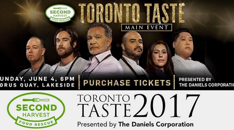 Toronto Taste 2017 Chefs