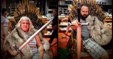 Lex + Gerry Game of Thrones at Loblaws
