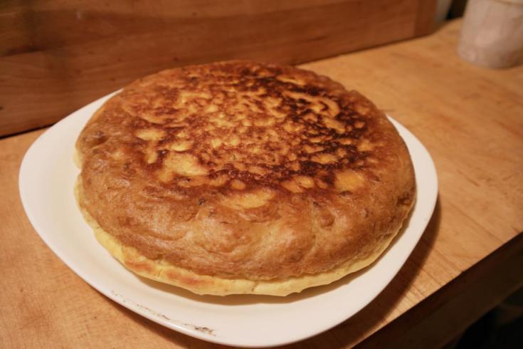 Kimchi Pancake - Kimchijeon