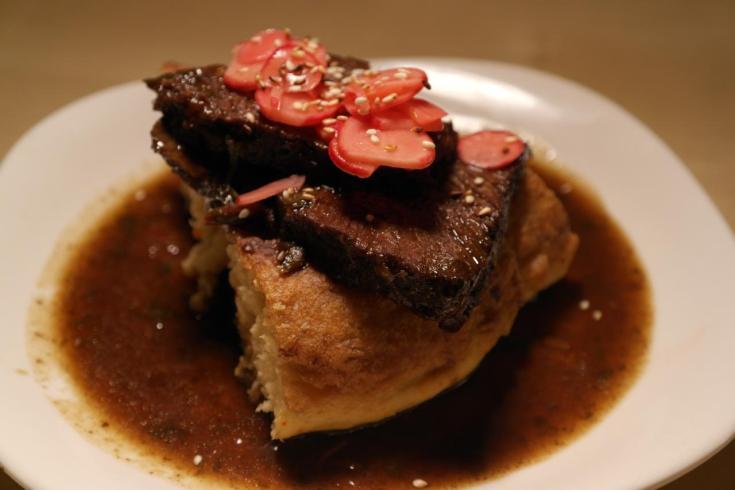 Chef Ilona Daniel's Korean-Style Braised Beef Cheeks