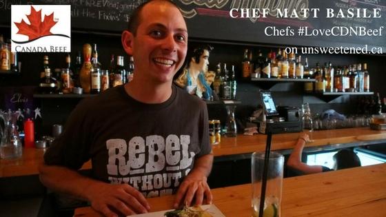 Chef Matt Basile