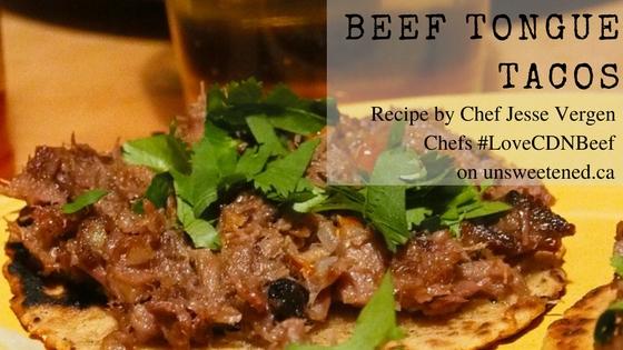 Chef Jesse Vergen's Recipe