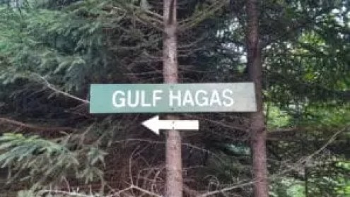 Gulf Hagas, Grand Canyon of Maine.