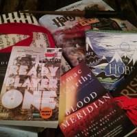 L: Book Nerd Christmas