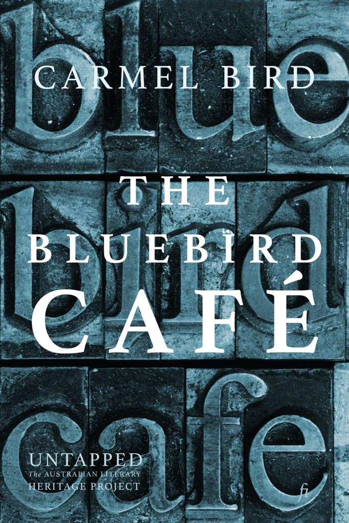 Book Cover: The Bluebird Café