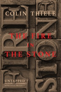 Book Cover: The Fire in the Stone