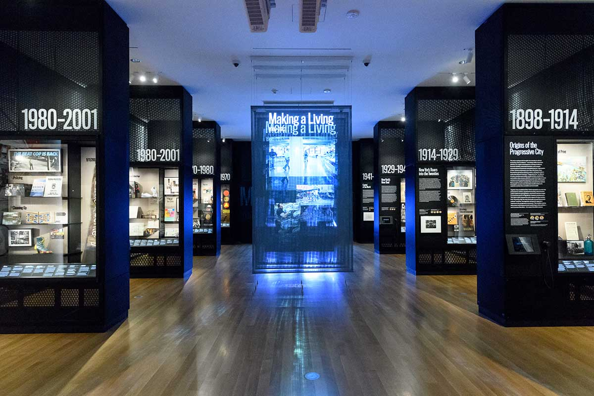 New York At Its Core Exhibit Opens Reflecting On 400 Years